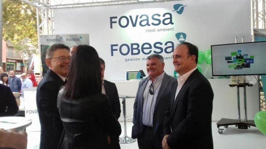 Gimeno Servicios mostrará sus últimos proyectos y soluciones de gestión ambiental en las ferias sectoriales Efiaqua y Ecofira