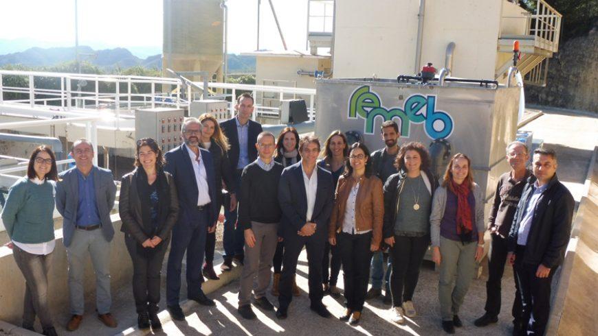 Remeb ultima sus pruebas de campo para validar su nuevo sistema de tratamiento de aguas residuales avanzado