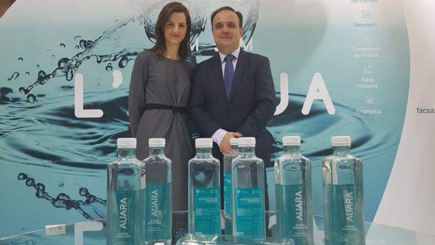 FACSA colabora con el proyecto de agua social de AUARA