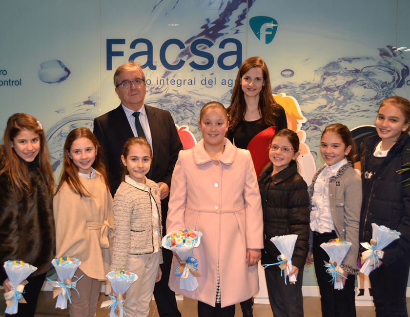 Visita Corte Infantil Centro Telecontrol y Aula Didáctica FACSA