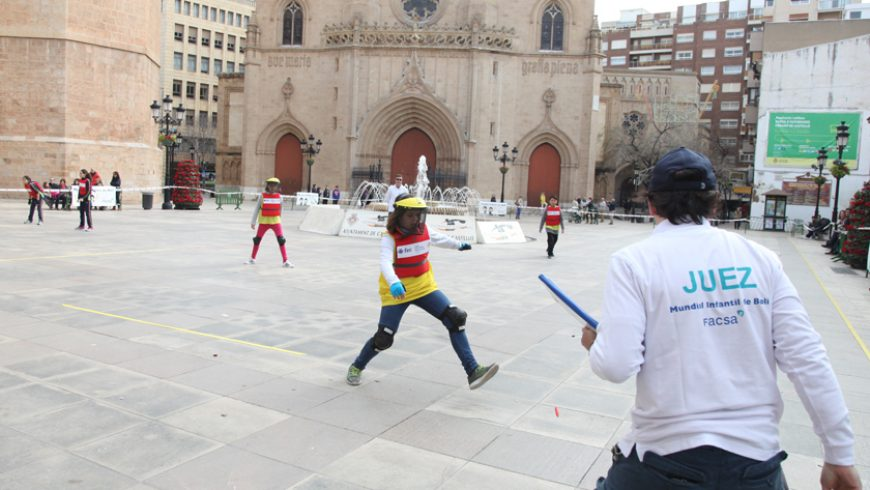 FACSA colabora con el X Mundial Infantil de Boli 2017