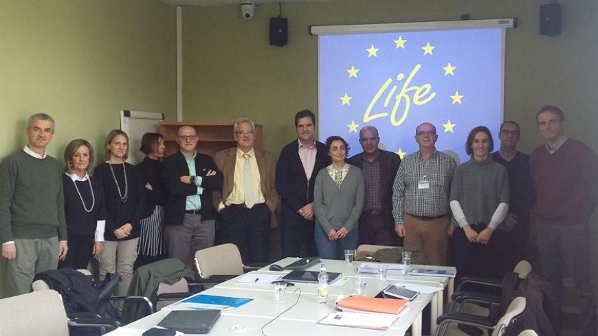 FACSA participa en la primera reunión de seguimiento del proyecto LIFE WINDRO