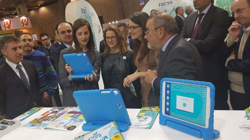 Gimeno Servicios pone las últimas tecnologías al servicio de la sensibilización y la gestión ambiental en las ferias sectoriales Efiaqua y Ecofira