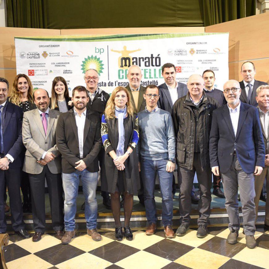 FACSA participa en la recepción a las empresas y entidades patrocinadoras del VIII Marató BP Castelló y el V 10K FACSA