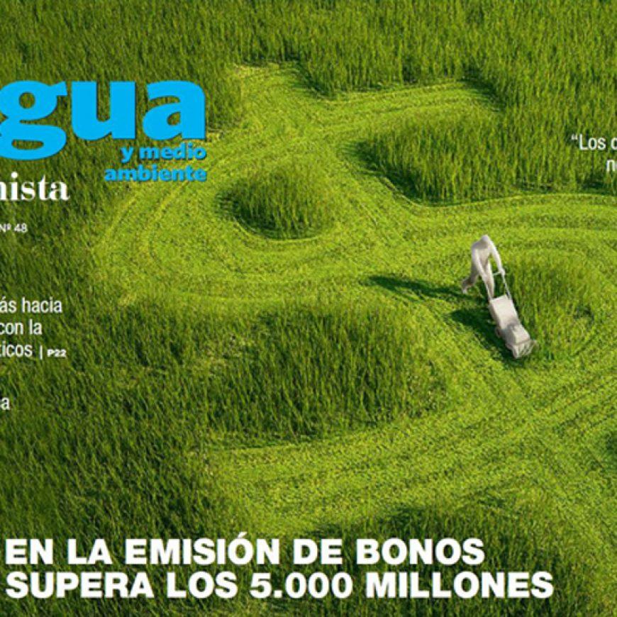 La revista especializada sobre Agua y Medio Ambiente de El Economista entrevista a José Guillermo Berlanga, director de I+D+i de FACSA