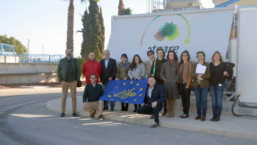 El proyecto europeo LIFE STO3RE encara su fase final con el objetivo de acercarse al 'residuo cero'
