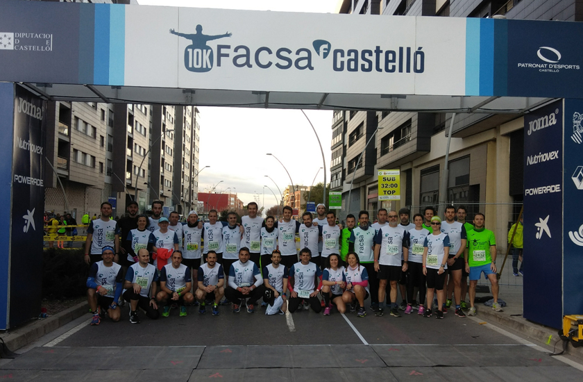 FACSA, con el Maratón y el 10K