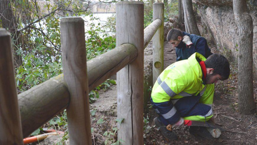 El Consorcio del río Mijares finaliza los trabajos de rehabilitación de la senda botánica