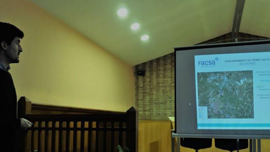 FACSA presenta el Plan Director de la Red de Alcantarillado en La Almunia de Doña Godina