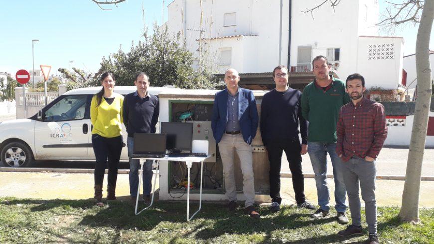 El equipo del proyecto GESTOR, liderado por FACSA, se reúne en Castellón