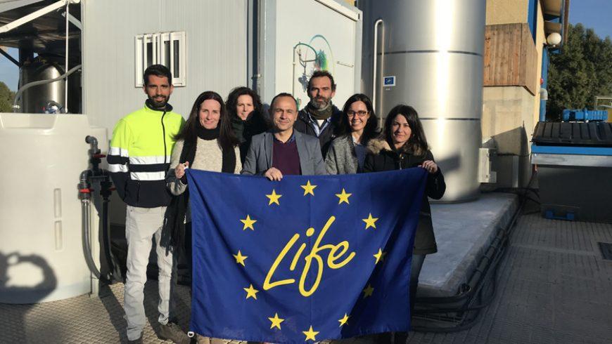 El proyecto europeo LIFE STO3RE, en el programa 'Agrosfera', de TVE
