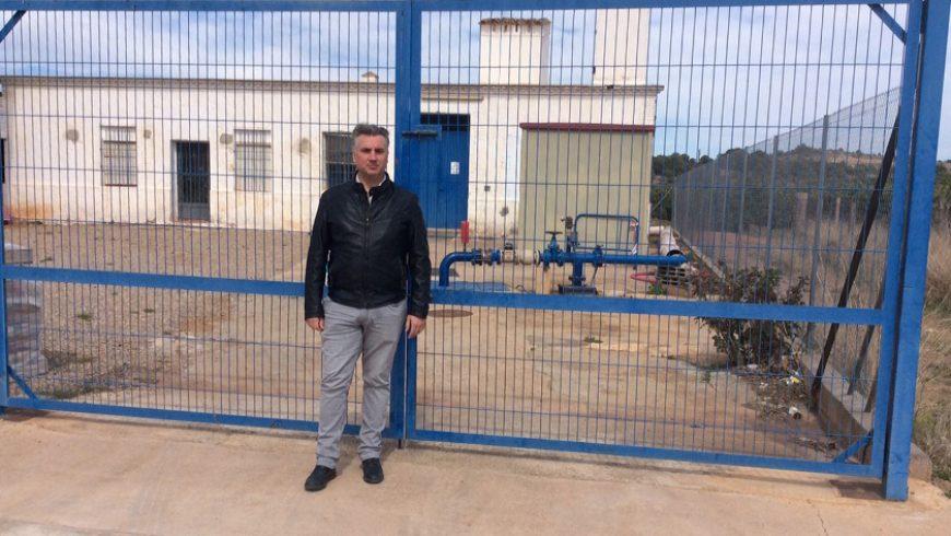 El Ayuntamiento de Xilxes y FACSA reforman la instalación eléctrica de los pozos de El Salvador