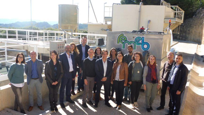 FACSA y el proyecto REMEB patrocinan el congreso internacional Euromembrane 2018 en Valencia