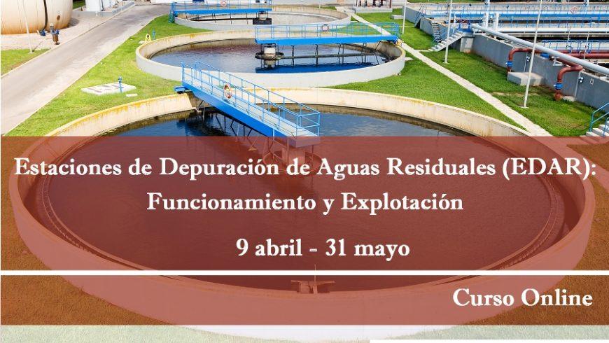 Última oportunidad para inscribirse en el curso online sobre el funcionamiento y explotación de una EDAR de la Cátedra FACSA-UJI