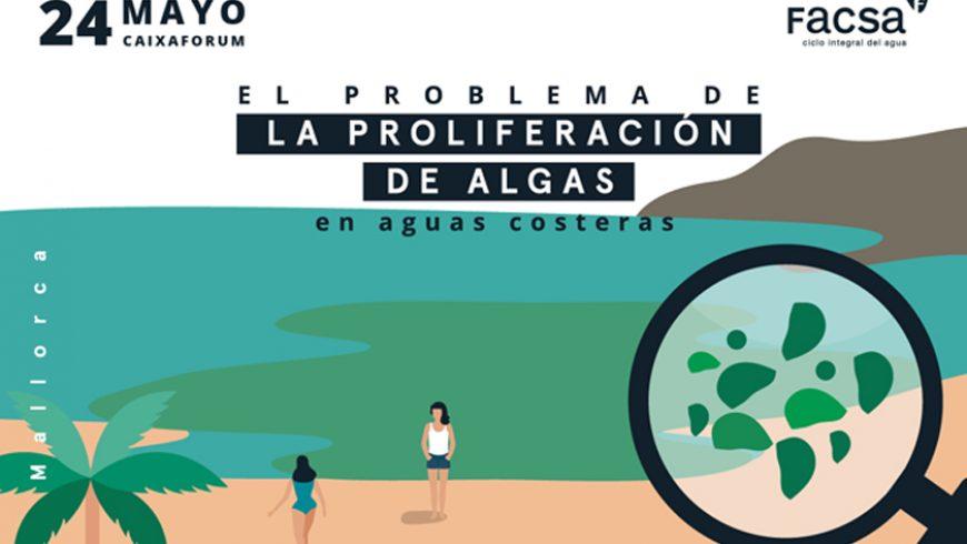 FACSA organiza unas jornadas en Palma de Mallorca para analizar la problemática de la proliferación de algas en aguas costeras