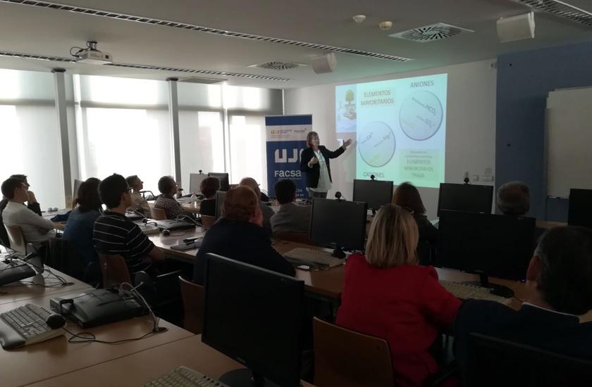La Cátedra FACSA-UJI organiza un seminario sobre hidrogeotoxicidad y geología médica