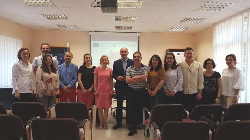 Los socios del proyecto europeo LIFE STO3RE, liderado por FACSA, muestran sus avances en la planta demostrativa instalada en la EDAR de Totana (Murcia)