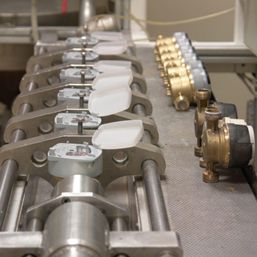La revista especializada Tecnoaqua se hace eco de las investigaciones de FACSA para estudiar el comportamiento metrológico de los contadores