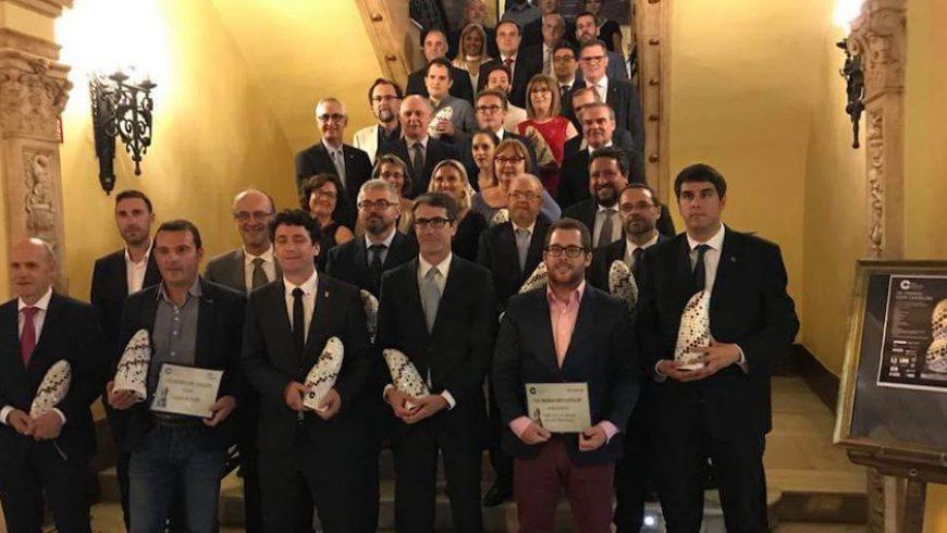 La Cátedra FACSA de la UJI recibe el Premio Cope Castellón en la categoría de Medio Ambiente