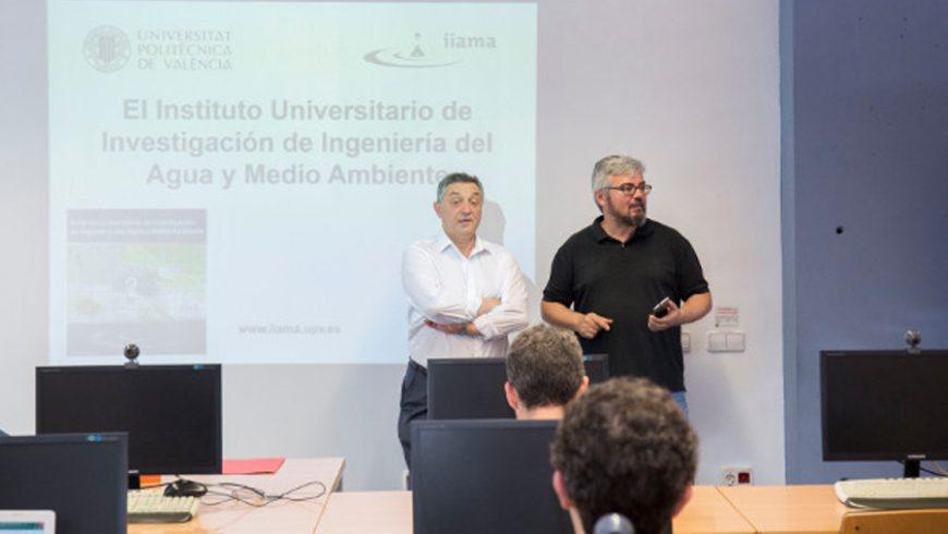 La Cátedra FACSA de la UJI analiza las técnicas para mejorar los sistemas de transporte y distribución de agua