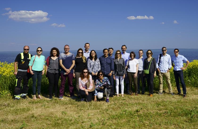 Los socios internacionales de REMEB evalúan en Noruega los últimos resultados del proyecto
