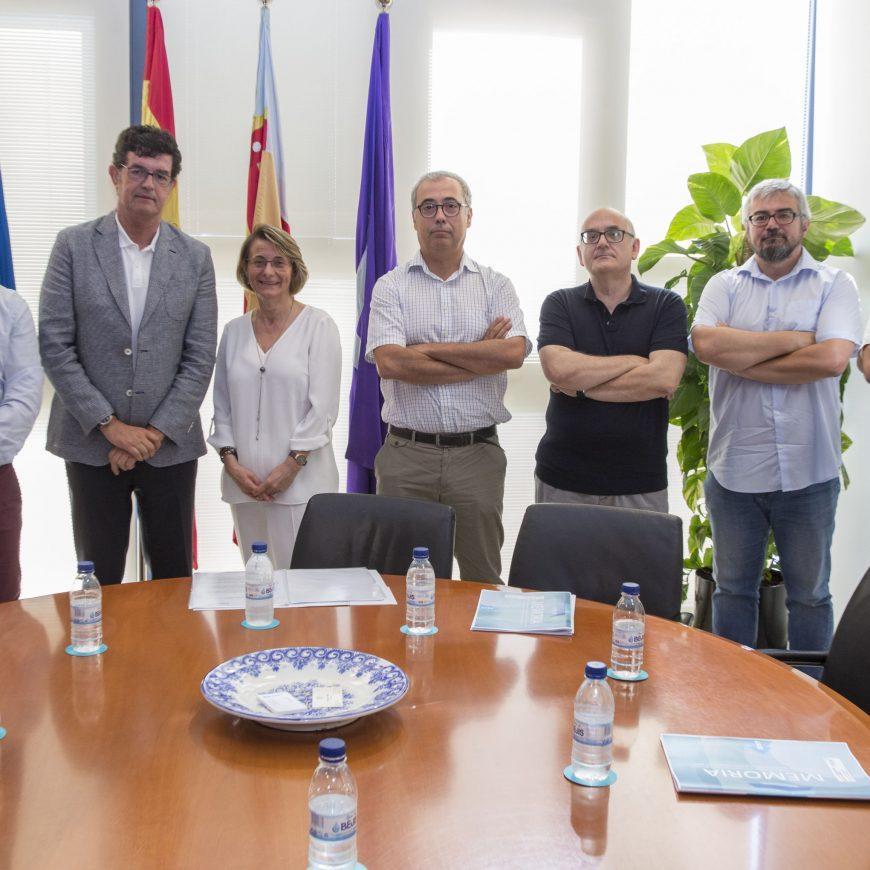 La UJI y FACSA hacen una valoración muy positiva de la colaboración de ambas entidades en investigación, formación y transferencia