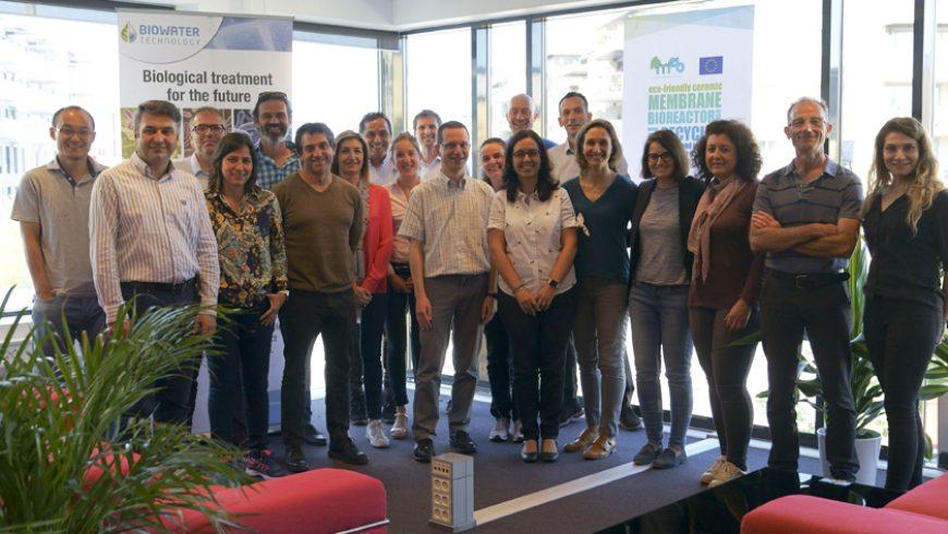 FACSA muestra sus últimas innovaciones aplicadas a la tecnología de membranas en el congreso Euromembrane 2018