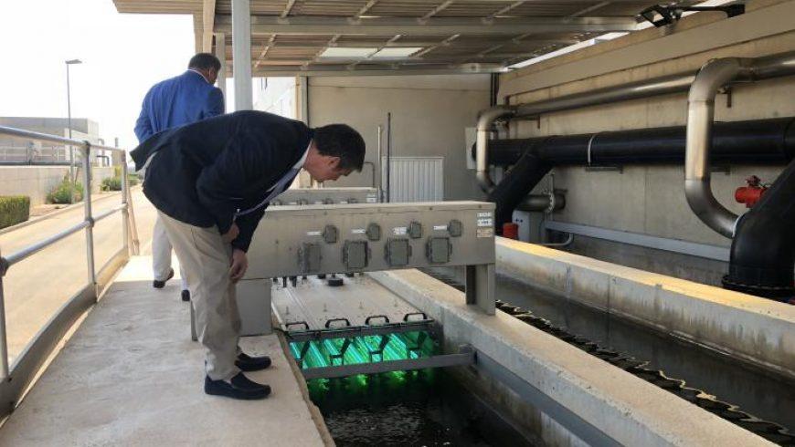 FACSA construye un sistema piloto de filtrado biológico en la EDAR de Los Alcázares (Murcia)