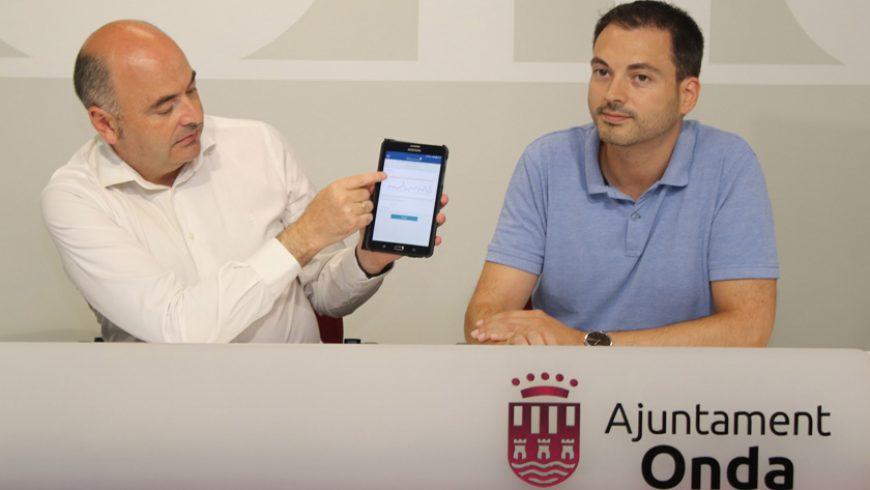 FACSA y el Ayuntamiento de Onda instalarán contadores inteligentes en las zonas del IES Serra d'Espadà y Era Blanca
