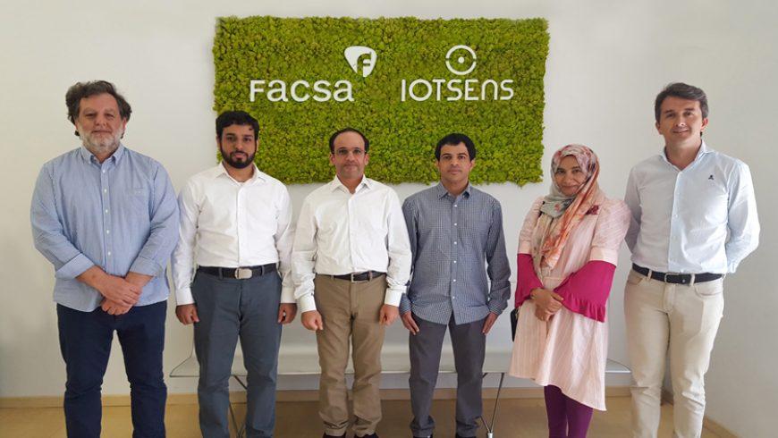 Aguas de Abu Dhabi se interesa por la tecnología de telelectura de FACSA – IOTSENS