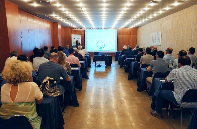 """FACSA presenta el proyecto REMEB en las """"Jornadas de cerámica para el futuro"""""""