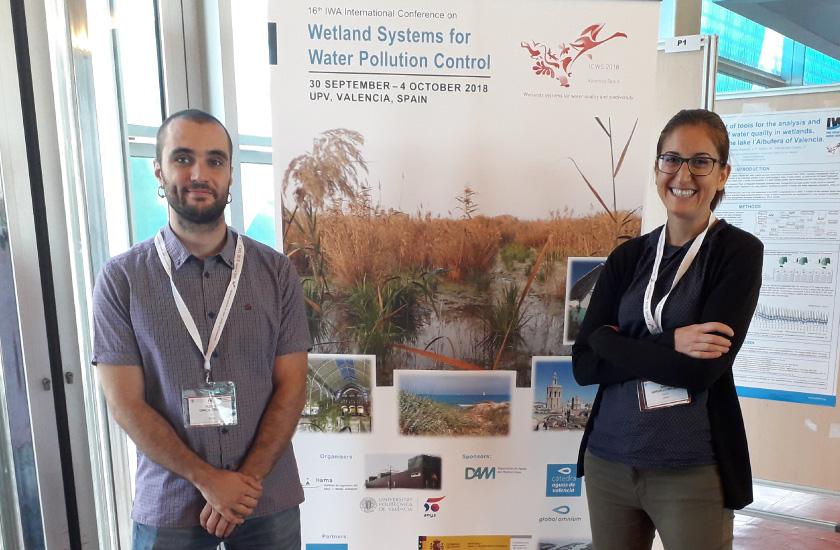 FACSA presenta sus innovaciones sobre humedales artificiales en el congreso internacional de la IWA