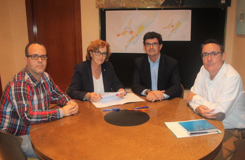 FACSA y el Ayuntamiento de Borriana firman un convenio contra la pobreza energética