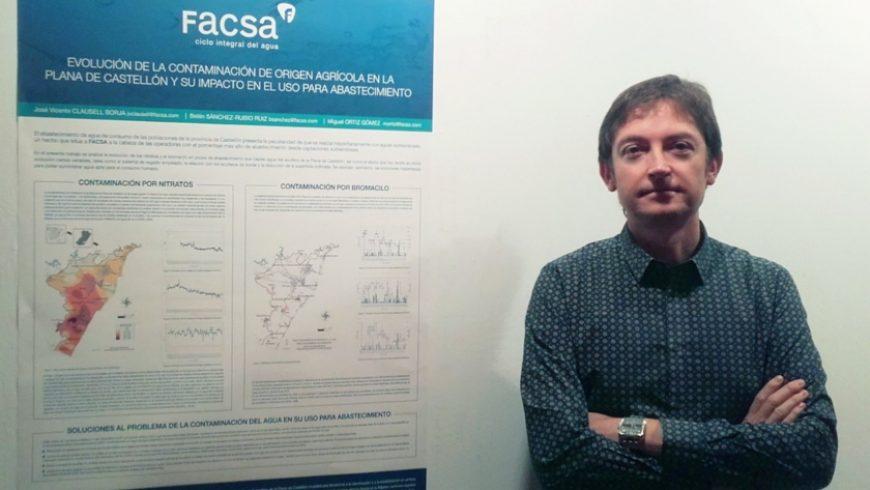 FACSA e IPROMA presentan en Salamanca sus últimos estudios sobre aguas subterráneas
