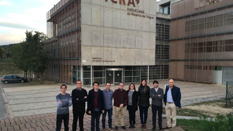 El equipo GESTOR presenta los últimos avances del proyecto en Girona