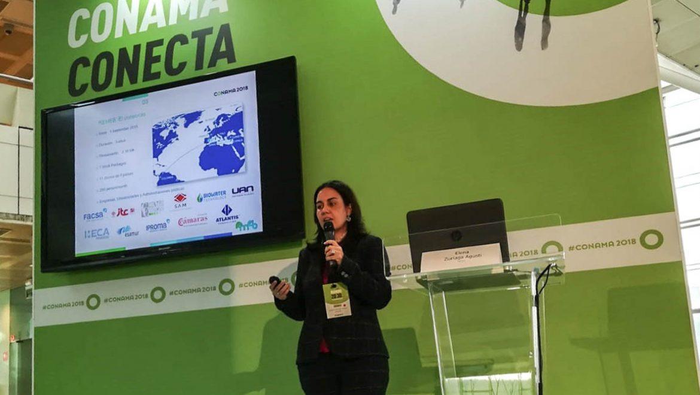 FACSA presenta en Conama su biorreactor de membranas sostenible