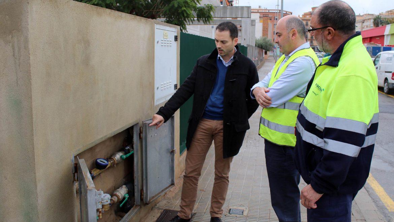 Onda y FACSAinstalan contadores inteligentes para mejorar el servicio público de agua