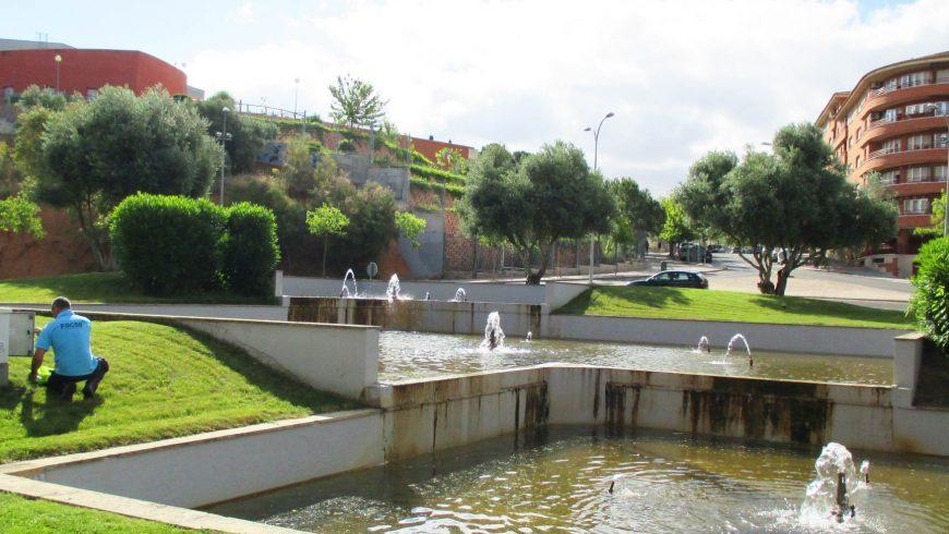 Toledo confía de nuevo a FACSA la adecuación y mejora de sus fuentes ornamentales