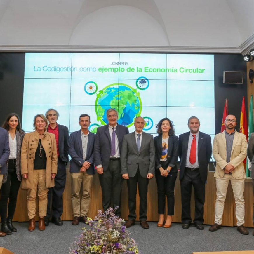 FACSA y EMASESA comparten en Sevilla su experiencia en la codigestión