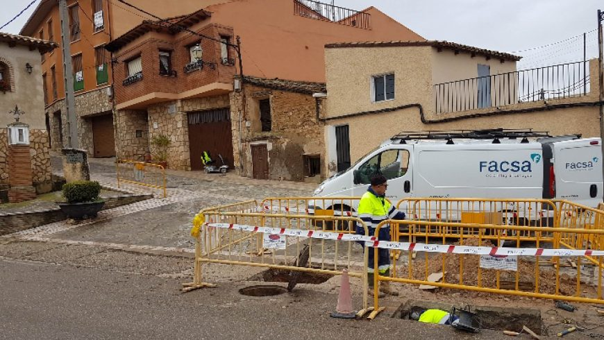 FACSA mejora la eficiencia del servicio en varios abastecimientos de Aragón