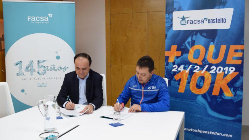 FACSA y el running unen de nuevo sus caminos en Castellón