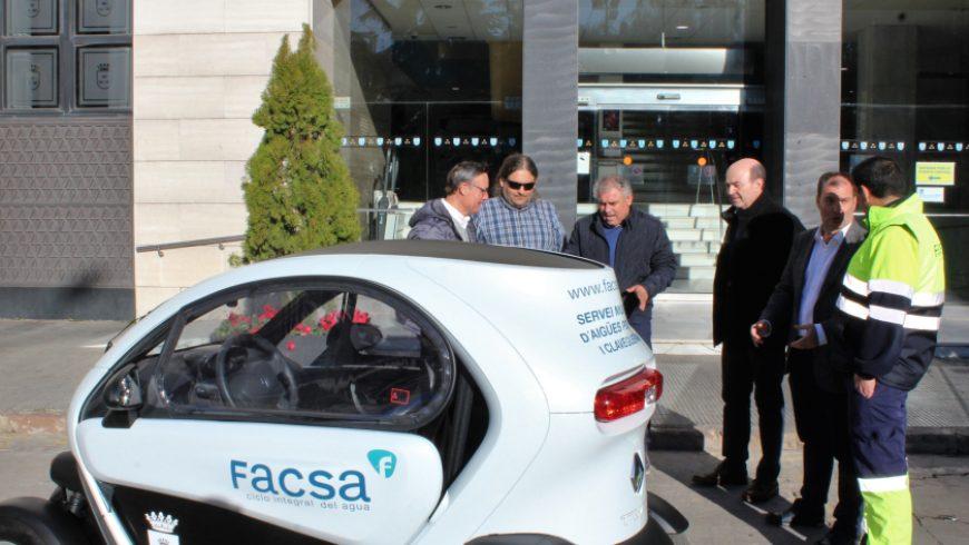 El Ayuntamiento de Burriana y FACSA apuestan por la movilidad sostenible