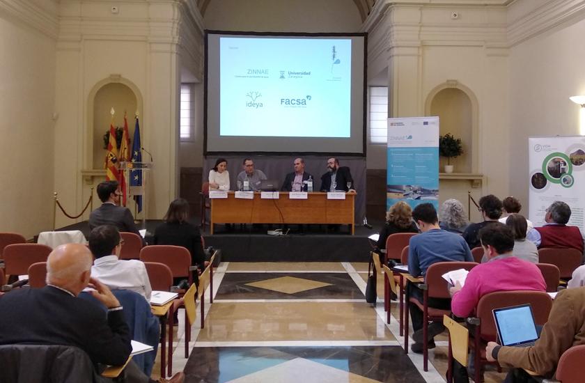 FACSA presenta en Zaragoza su plataforma digital para mejorar la seguridad hídrica en la industria