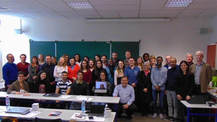 FACSA viaja a Francia para participar en la reunión de seguimiento del proyecto AQUAlity