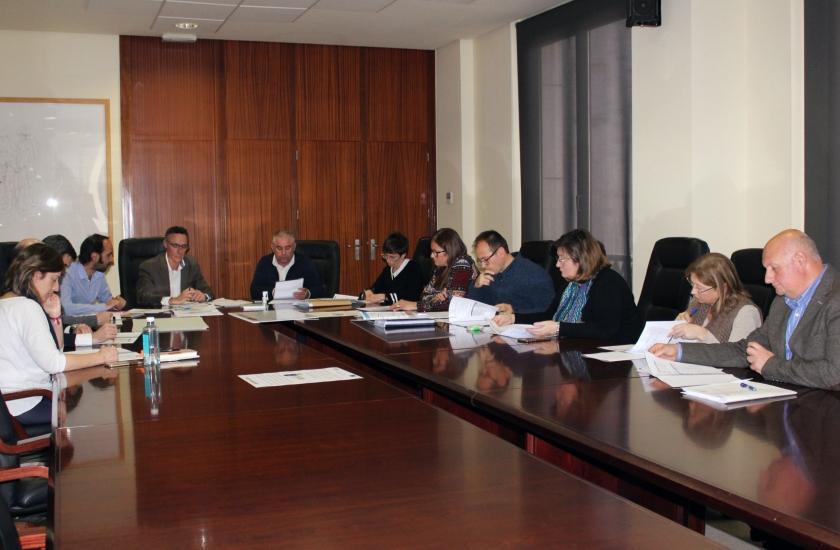 El Ayuntamiento de Burriana y FACSA presentan el Proyecto de Renovación de red 2019