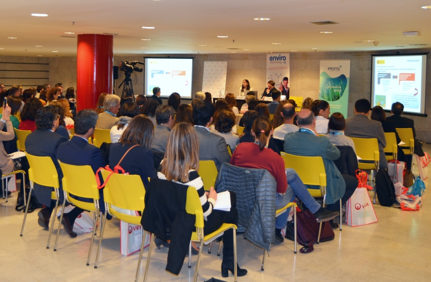 FACSA e IPROMA participan en la Feria de Soluciones Innovadoras para la Gestión del Agua de Madrid