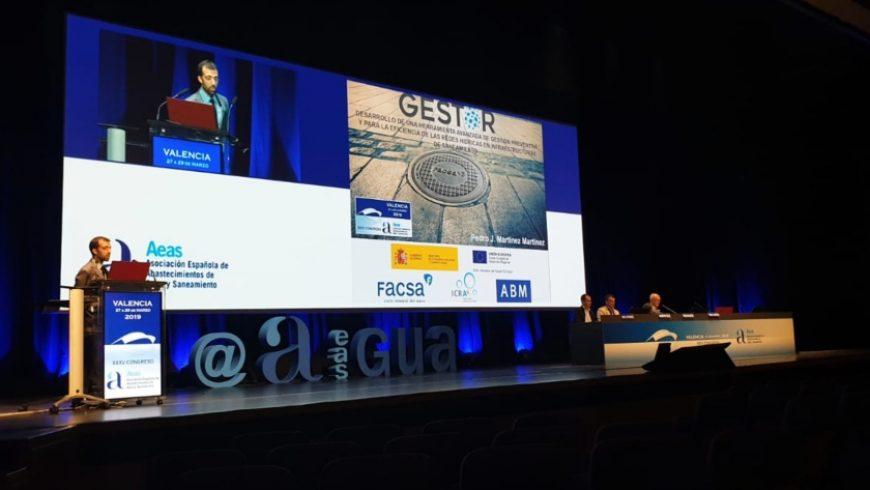 FACSA presenta sus avances en el XXXV Congreso de AEAS