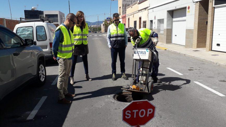 FACSA y el Ayuntamiento de Almassora inician los trabajos de desratización y desinsectación en la red local de alcantarillado