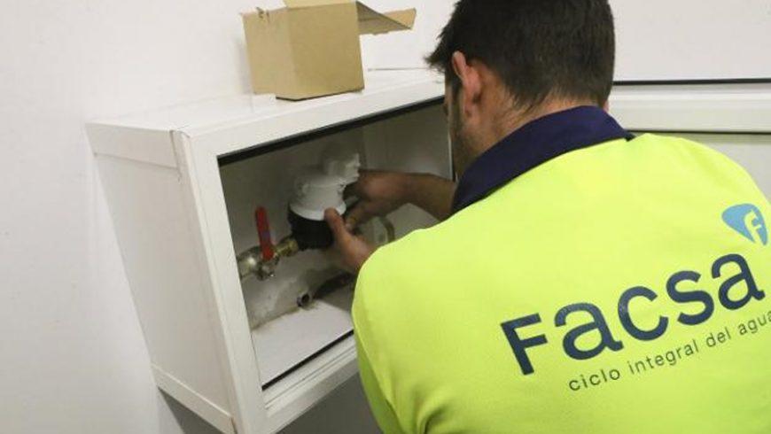 FACSA y el Ayuntamiento de Siero instalan contadores inteligentes de telelectura en Pola de Siero y Lugones