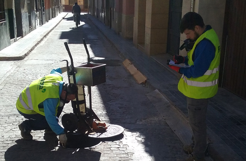FACSA inicia en Burriana los tratamientos de prevención contra roedores e insectos